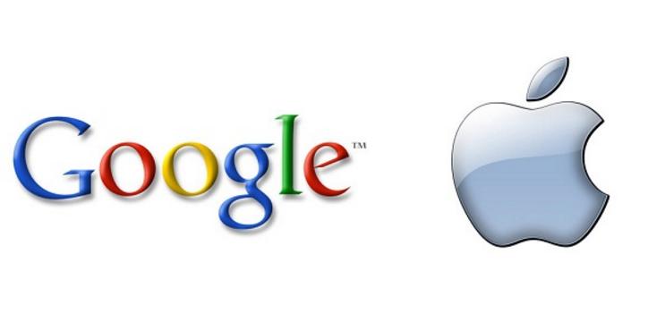 google i apple