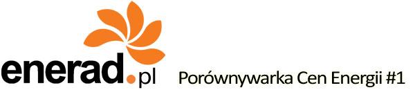 Logo porównywarki cen prądu enerad.pl