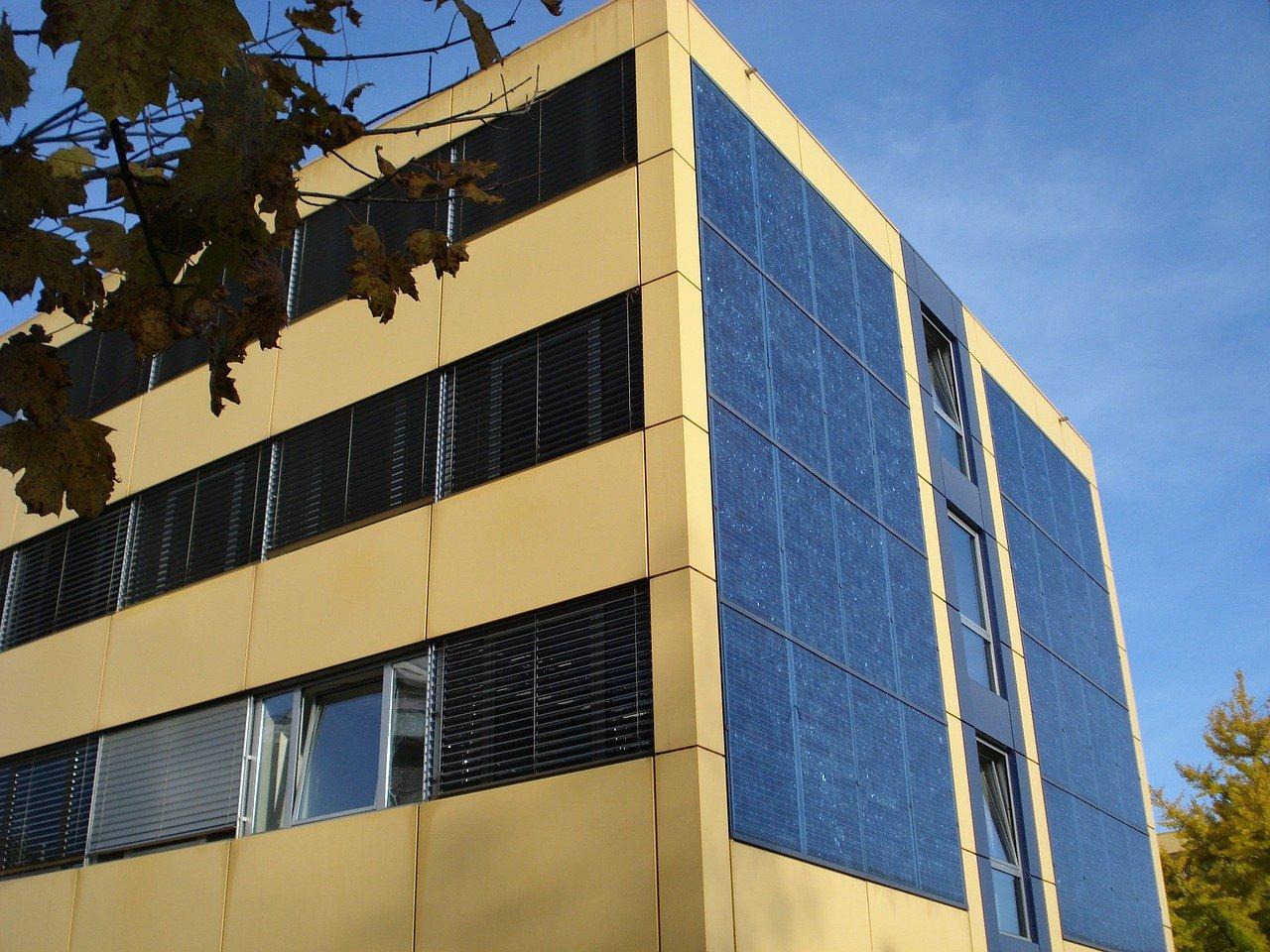 fasada fotowoltaiczna